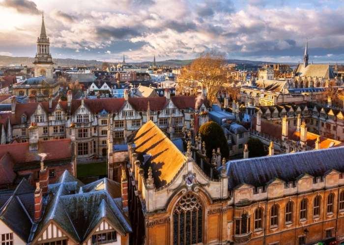 Oxford-universitesi